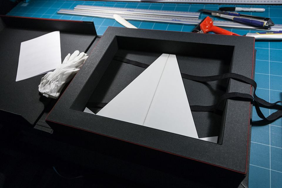 pudełko na fotografie