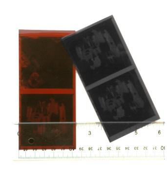 skanowanie – negatyw 6×6 cm