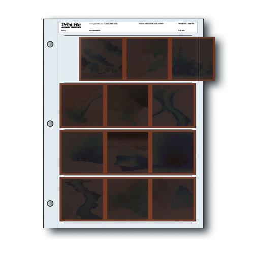 skanowanie negatywów – konfekcjonowanie filmów 6×6 cm