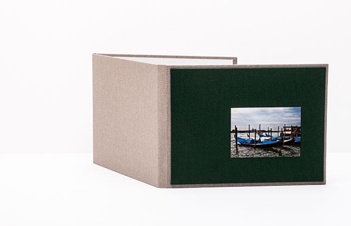 Ramka na zdjęcia Panorama - książeczka rozkładana