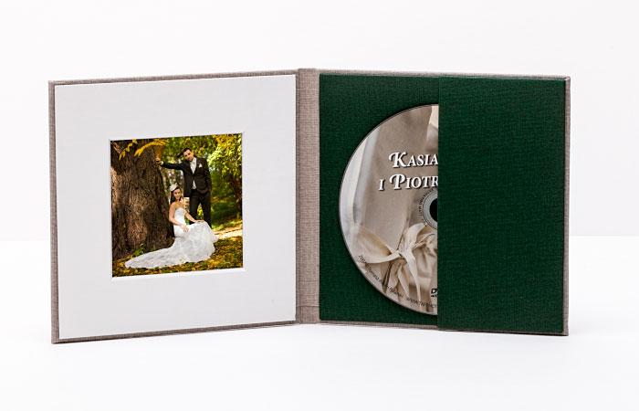 Okładka na płytę CD/DVD/B-RAY ze zdjęciem