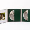 Okładka na dwie płyty CD /DVD /B-RAY za zdjęciem