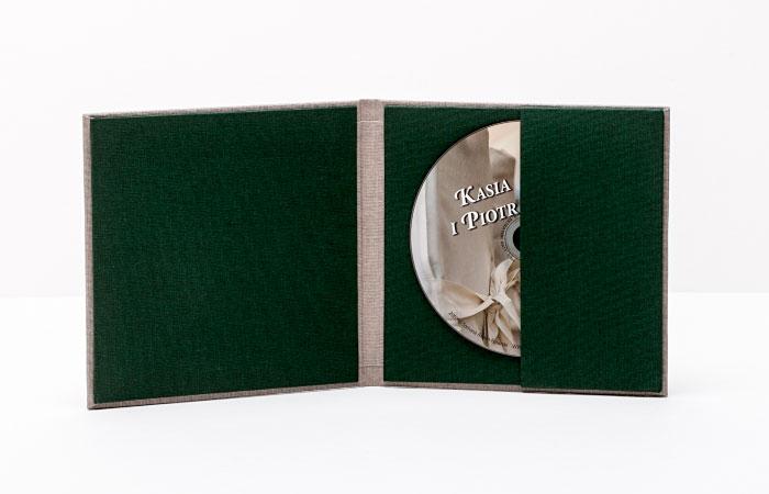 Okładka na płytę CD /DVD /B-RAY