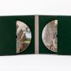 Okładka na dwie płyty CD/DVD/B-RAY