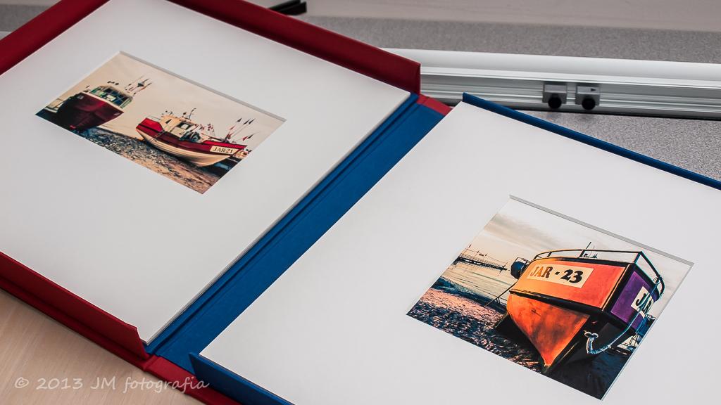 Oprawa fotografii w passe partout - najlepszy prezent na gwiazdkę