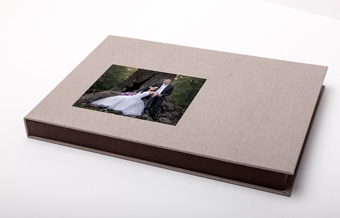 Pudełka na zdjęcia ślubne