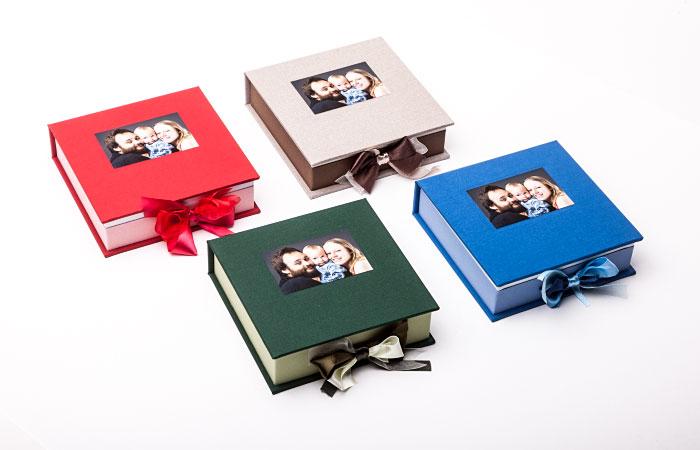 Pudełko na zdjęcia dzieci Baby Box Micro