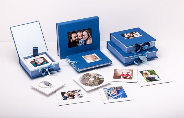 Pudełko na album Baby Case