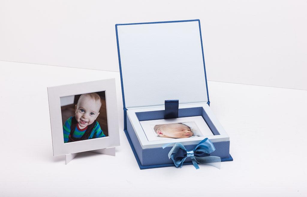 Pudełko na zdjęcia dzieci Baby Box Midi