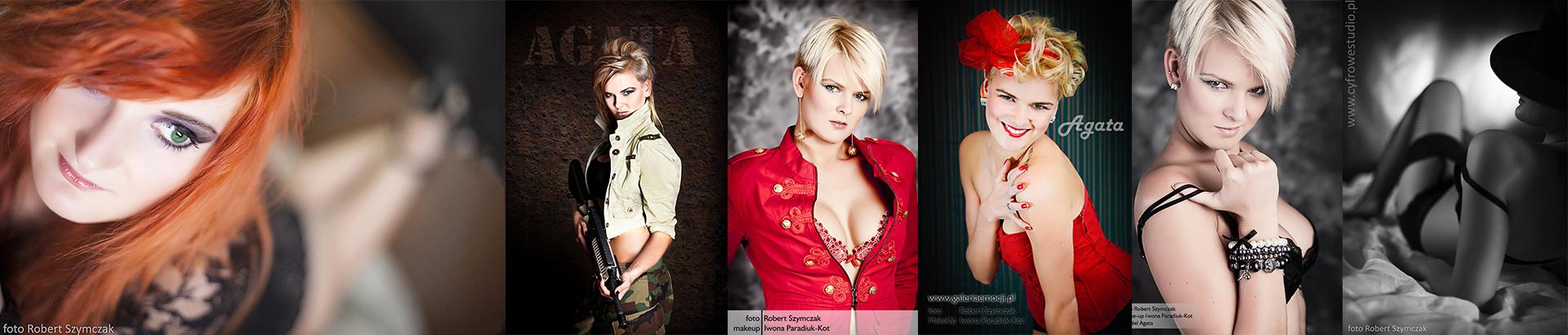 Warsztaty fotograficzne - Emocjonalny Portret Kobiety