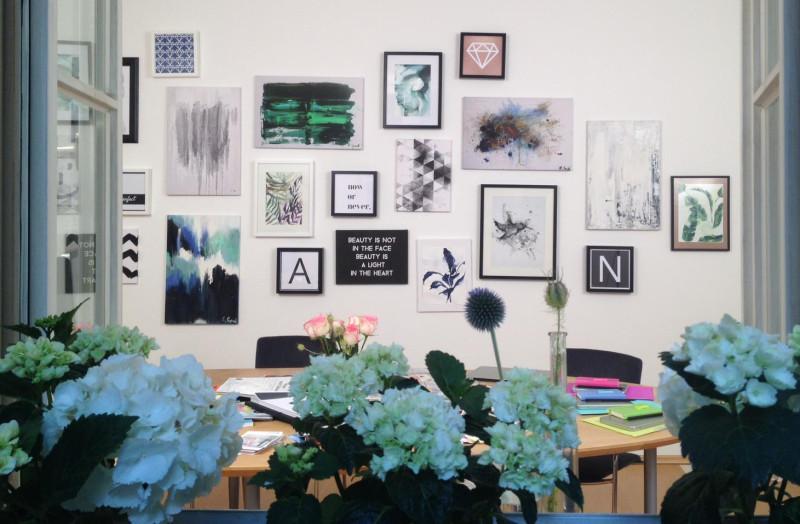 Galerie canvas - kolekcja Artistiqe