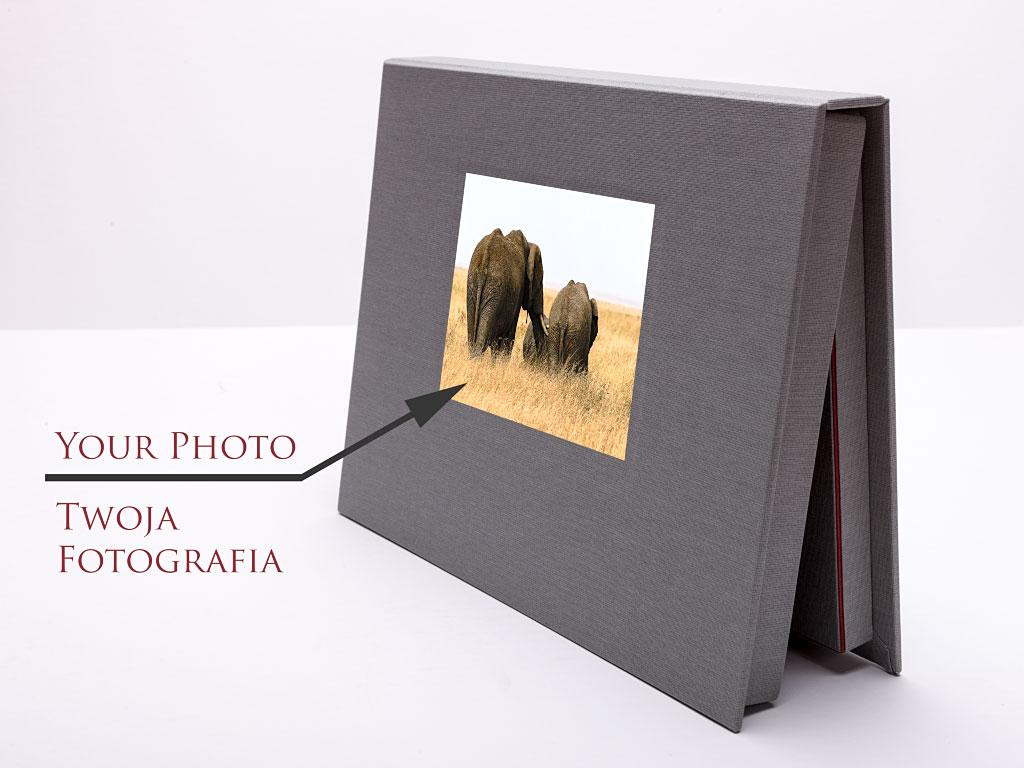 Najlepszy prezent na gwiazdkę - pudełko na zdjęcia